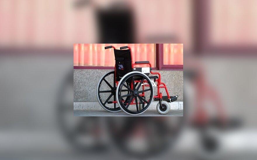 V.Blinkevičiūtė: Europa tiesia ranką neįgaliems