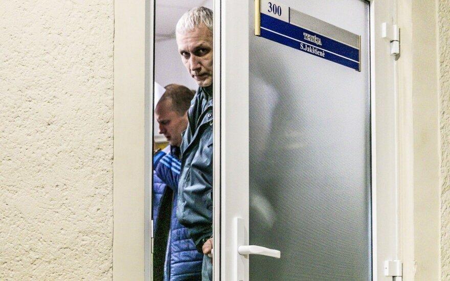 Panevėžyje suimtas automobilių perpardavinėtojas, G. Balčiūno nuotr.
