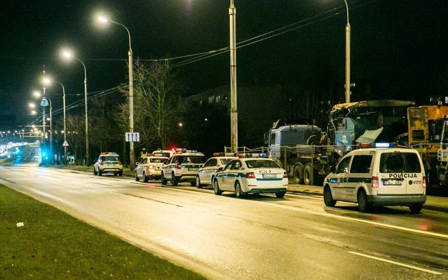 Apie bėglį Vilniuje sužinojęs gyventojas drąsiai saugojo savo šeimą
