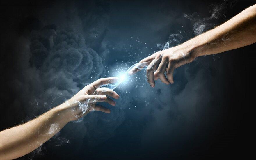 Ar mokslas kada nors įrodys, kad Dievo nėra?