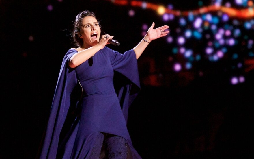 Jamala brought Eurovision victory to Ukraine with 1944