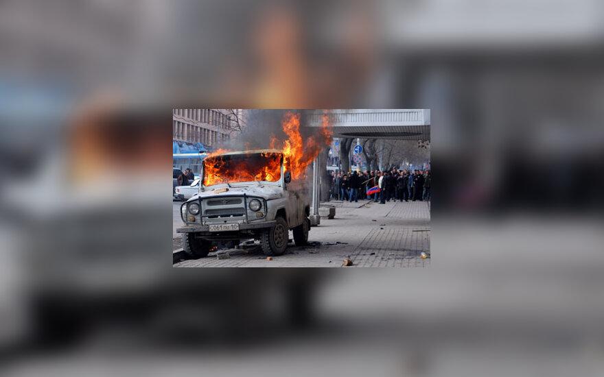 Degantis automobilis Jerevane