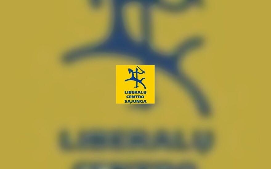 Liberalcentristų logo