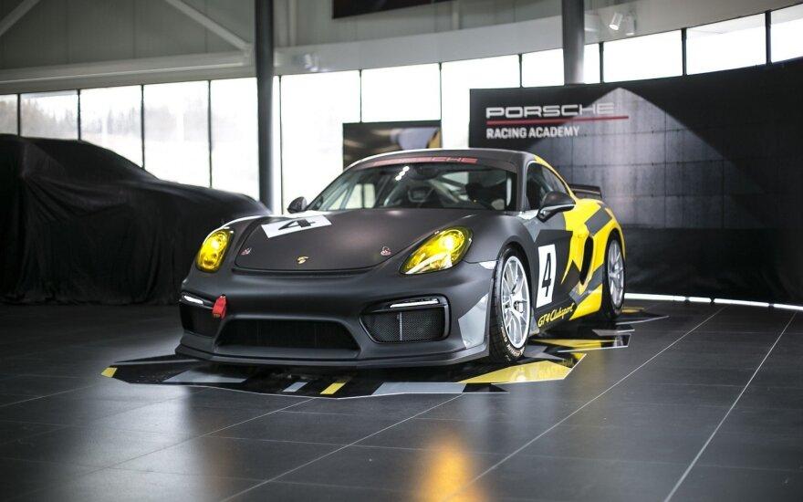 """""""Porsche Cayman GT4 Clubsport"""""""