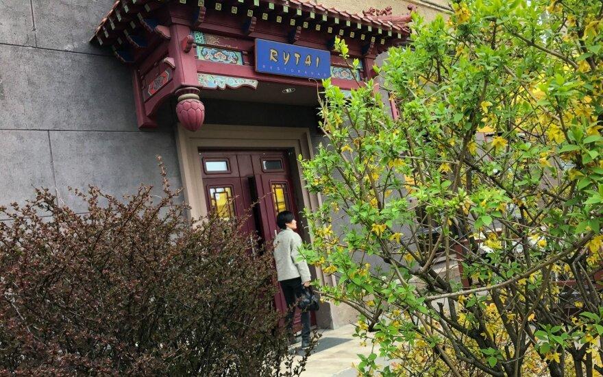 Kas nutiko vienam seniausių kinų restoranų Vilniuje?