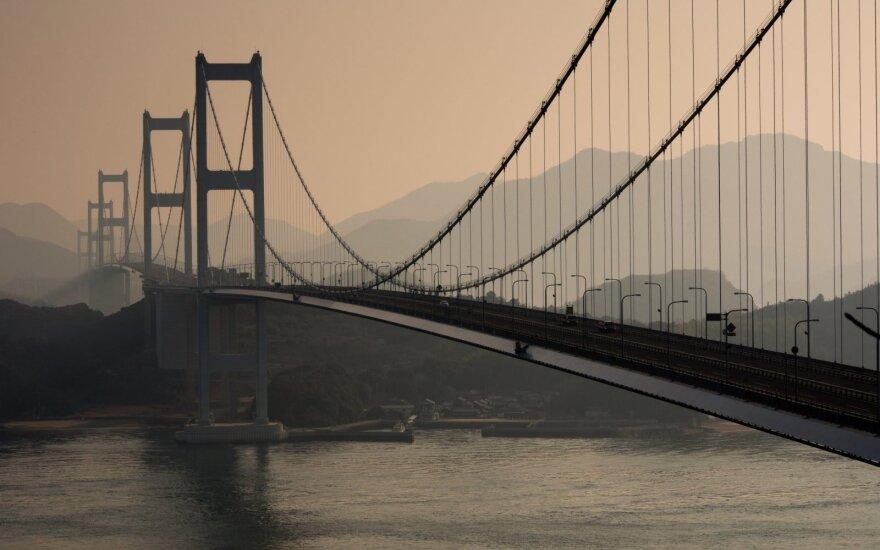 Shimanami Kaido kelias