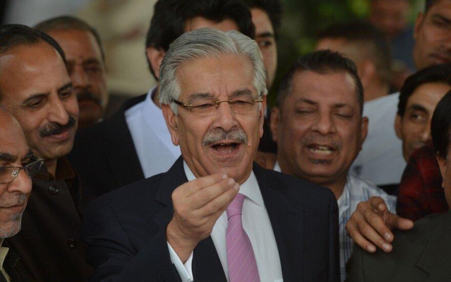 Khawaja Asifas