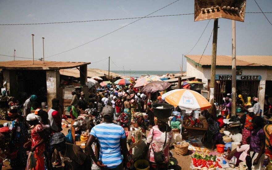 Spartesnę Afrikos regiono plėtrą stabdo vangus darbo vietų kūrimas