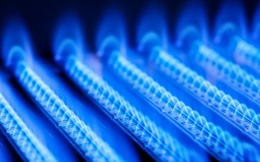 Dėl Rusijos dujų boikoto Ukraina atšaukė pamokas mokyklose