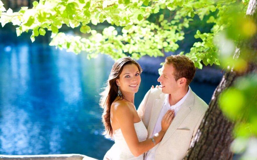 Vestuvių ceremonija lauke: ką reikia žinoti