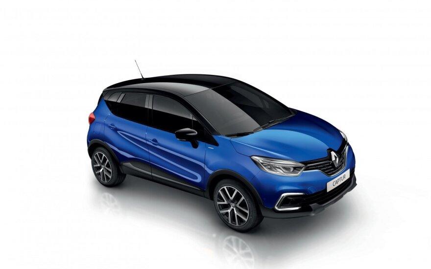 """""""Renault Captur S-Edition"""""""