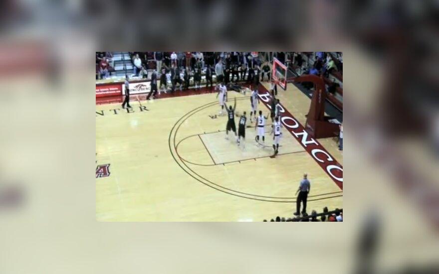 NCAA rungtynės
