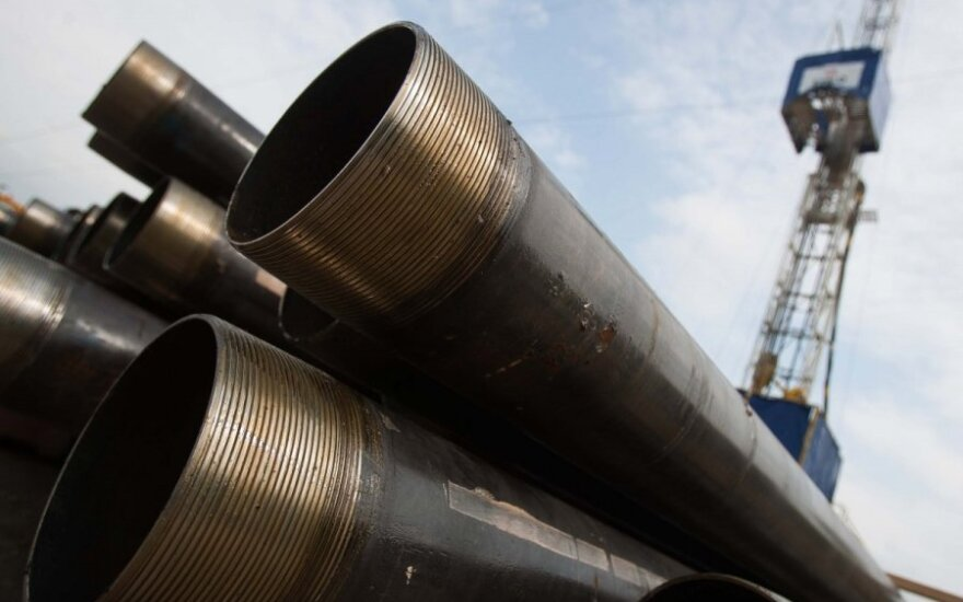 Rusija turi pretenzijų JAV naftos bendrovei