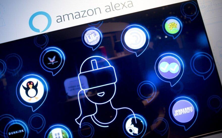 """""""Amazon Alexa"""" privatumo skandalas: recenzentai turi prieigą prie klientų namų adresų"""