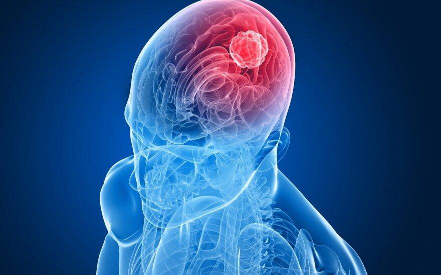 Smegenų vėžys