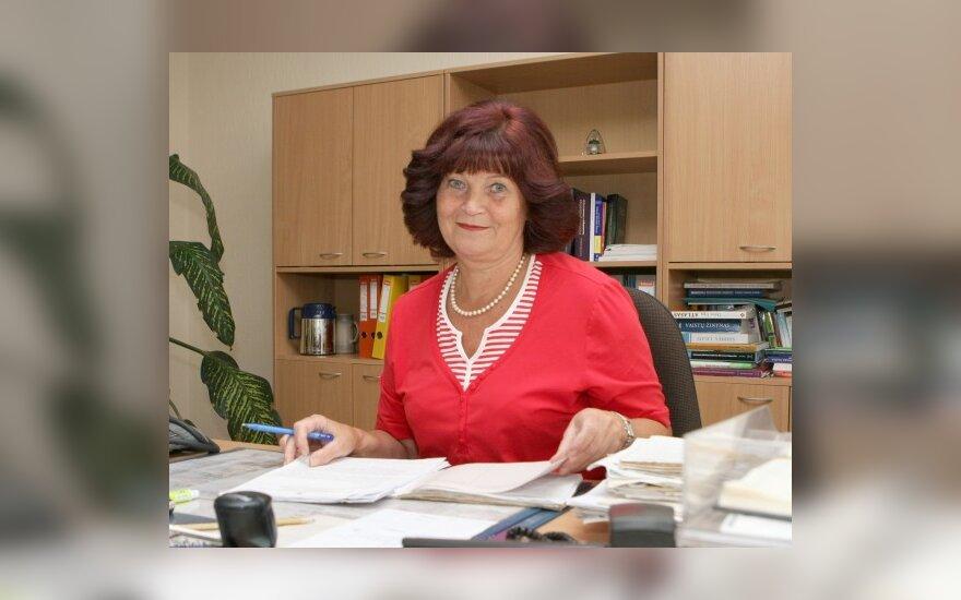 Nijolė Marčiulionienė