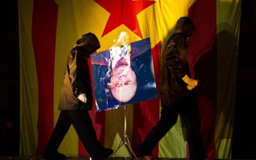 Katalonams nelieka šansų atsiskirti nuo Ispanijos