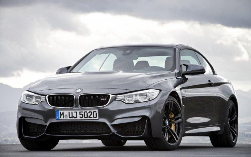BMW M4 kabrioletas