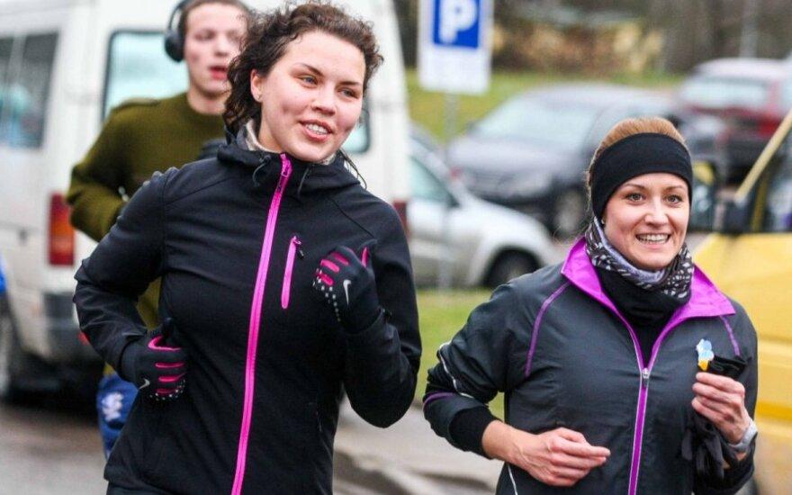"""Tarptautinis pagarbos bėgimas """"Gyvybės ir mirties keliu"""""""