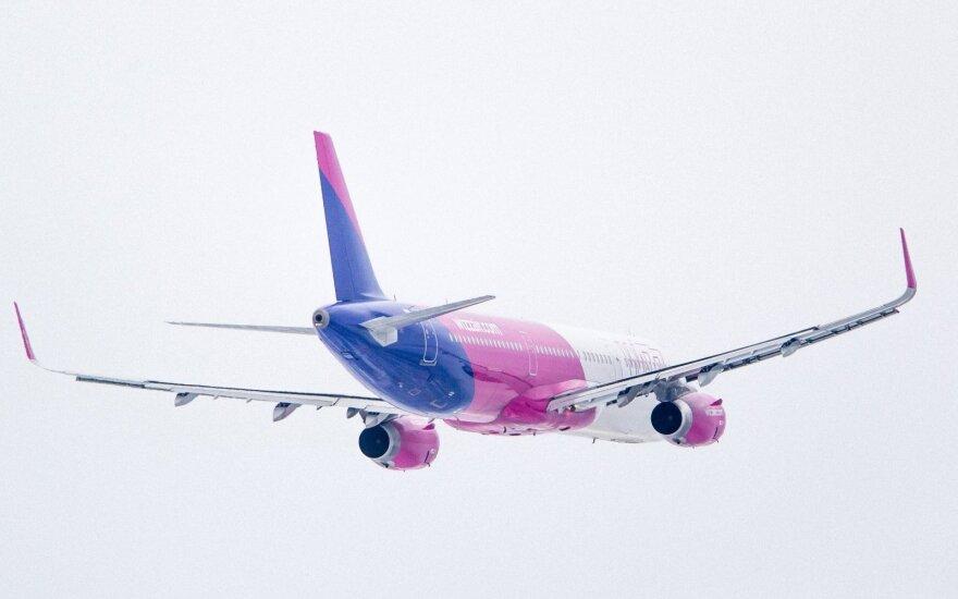 Padėka: profesionali ir greita lėktuvo darbuotojų reakcija išgelbėjo vyro gyvybę