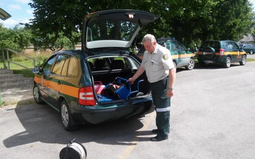Išmetamųjų dujų tikrinimas automobiliuose