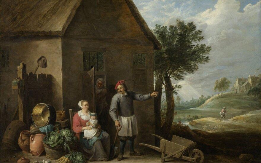 Kalba, raštas, valstybė – vingiuotas tautos kelias