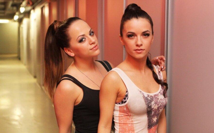 Ineta ir Irūna Puzaraitės