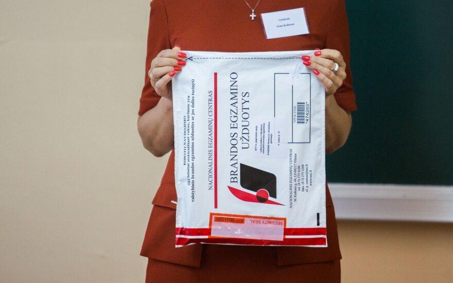 Kokių rezultatų laukti po egzamino: padarė tarsi specialiai, kad abiturientai suklystų