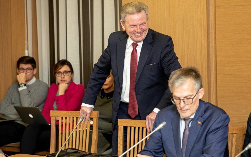 Jaroslavas Narkevičius, Julius Sabatauskas