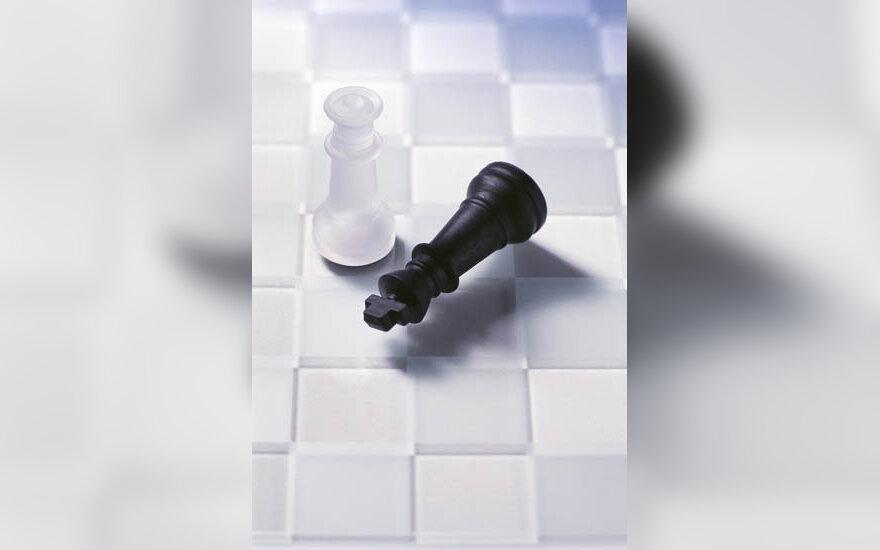 šachmatai, pralaimėti, pergalė, nugalėti
