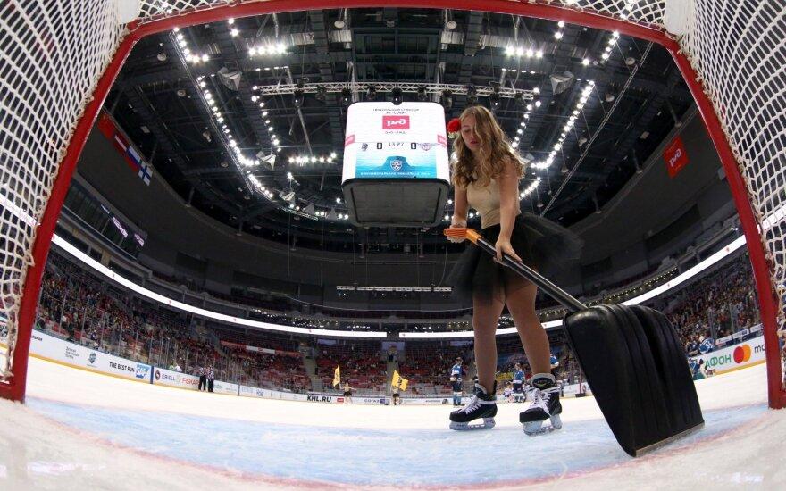 Ališauskas vėl pasižymėjo KHL čempionate