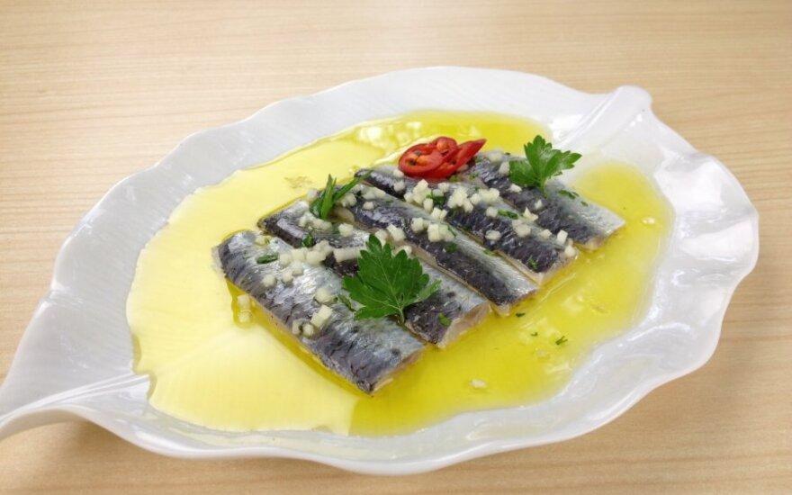 L.Čepracko sardinės