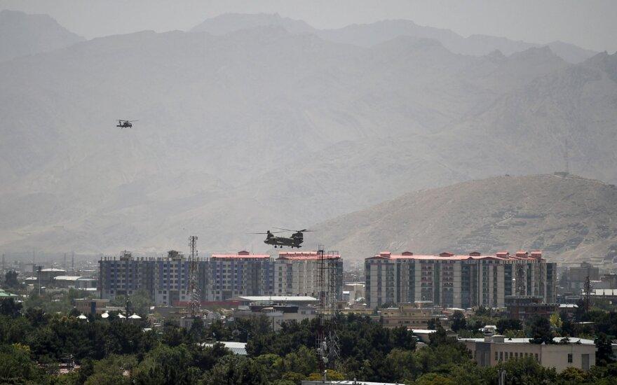 Afganistane policininkas nušovė septynis savo kolegas