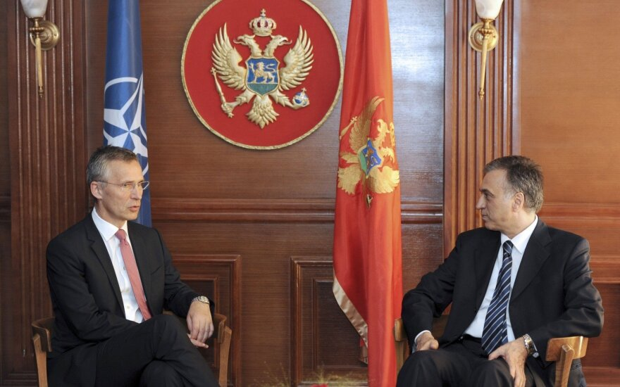Montenegro invited to become 29th NATO member state