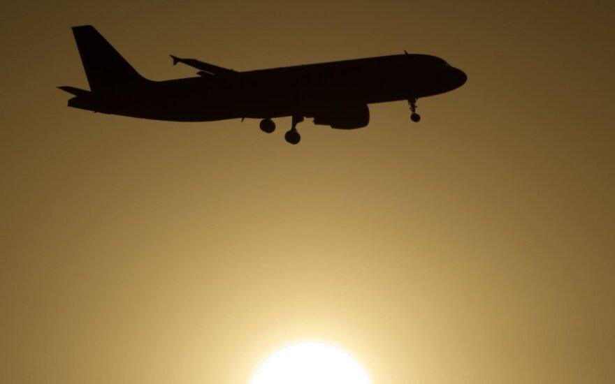 Visi pilotai turės pranešti apie planuojamus skrydžius Baltarusijos ir Karaliaučiaus pasienyje