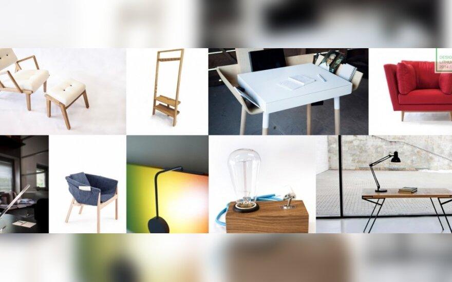Lietuvos dizainerių darbai - parodoje Londone