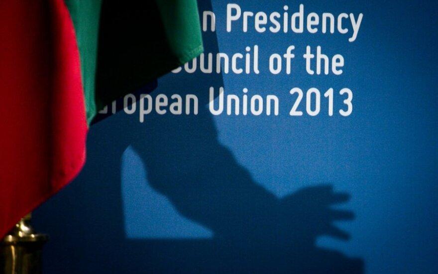 Pirmininkaujanti Lietuva sutarė, kaip gelbėti bankus