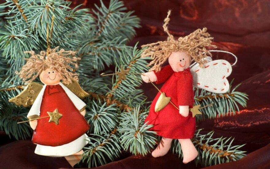 Kalėdų angelas