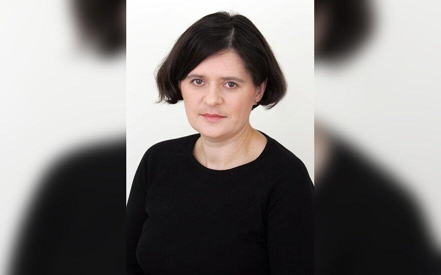 Vilniaus psichoterapijos ir psichoanalizės centro psichologė Vita Čioraitienė