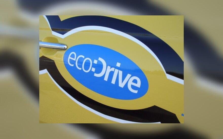 Fiat 500 ecoDrive