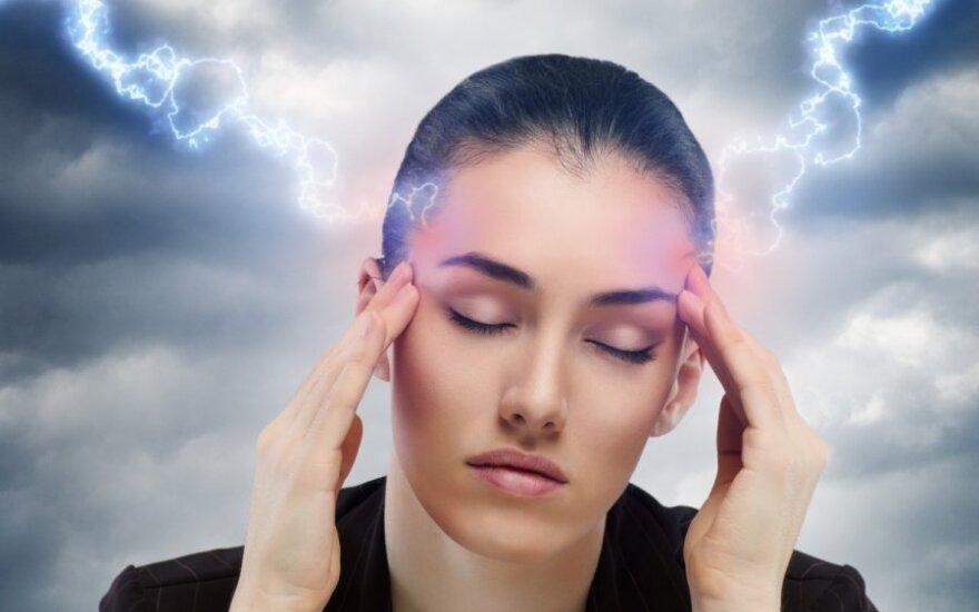 Kiek Europai kainuoja neurologinės ligos?