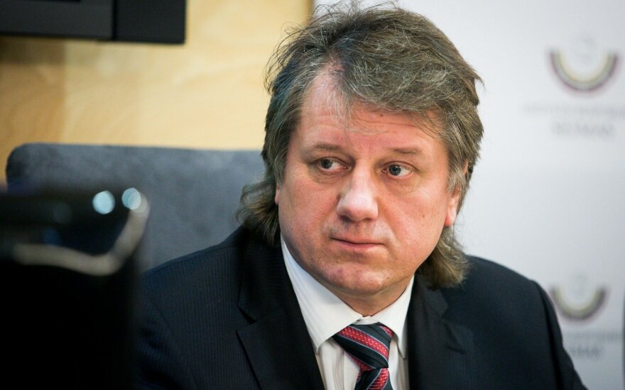 Čaplinskas teismo prašo pripažinti, kad žodžiai apie užsikrėtusius ŽIV buvo iškraipyti