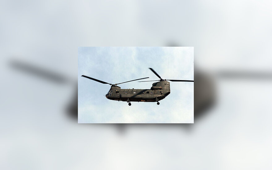 """Sraigtasparnis """"Chinook"""""""