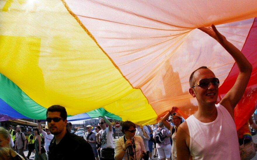 Homoseksualų eitynės Varšuvoje