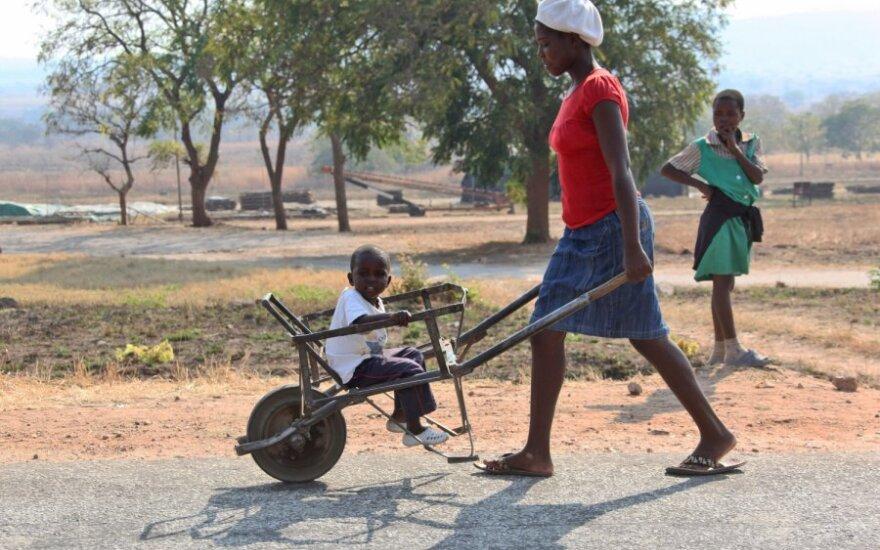 Hararė - Zimbabvės sostinė