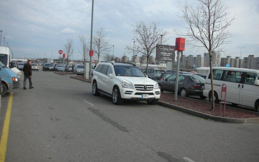 Kaune, Islandijos pl. 2012-03-28