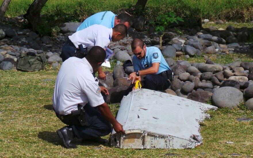 Patvirtinta: rastos nuolaužos – pernai dingusio lėktuvo MH370