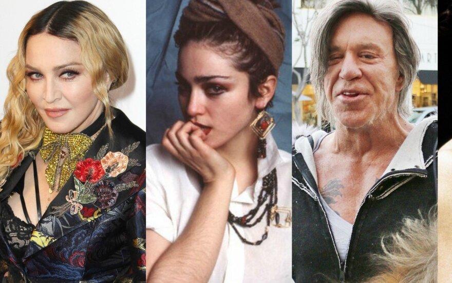 Madonna, Mickey Rourke
