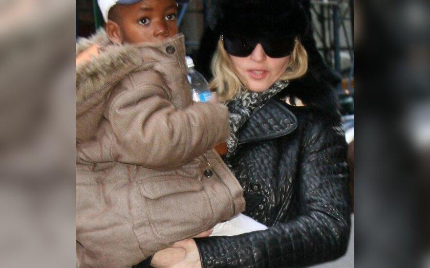 Madonna už 40 mln. dolerių nusipirko namą Niujorke