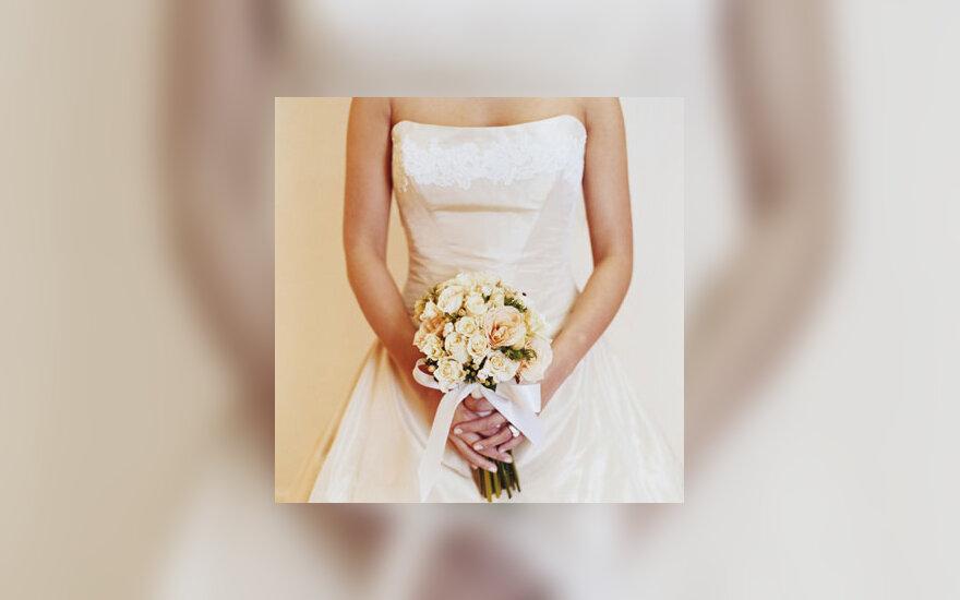 Vestuvės, nuotaka